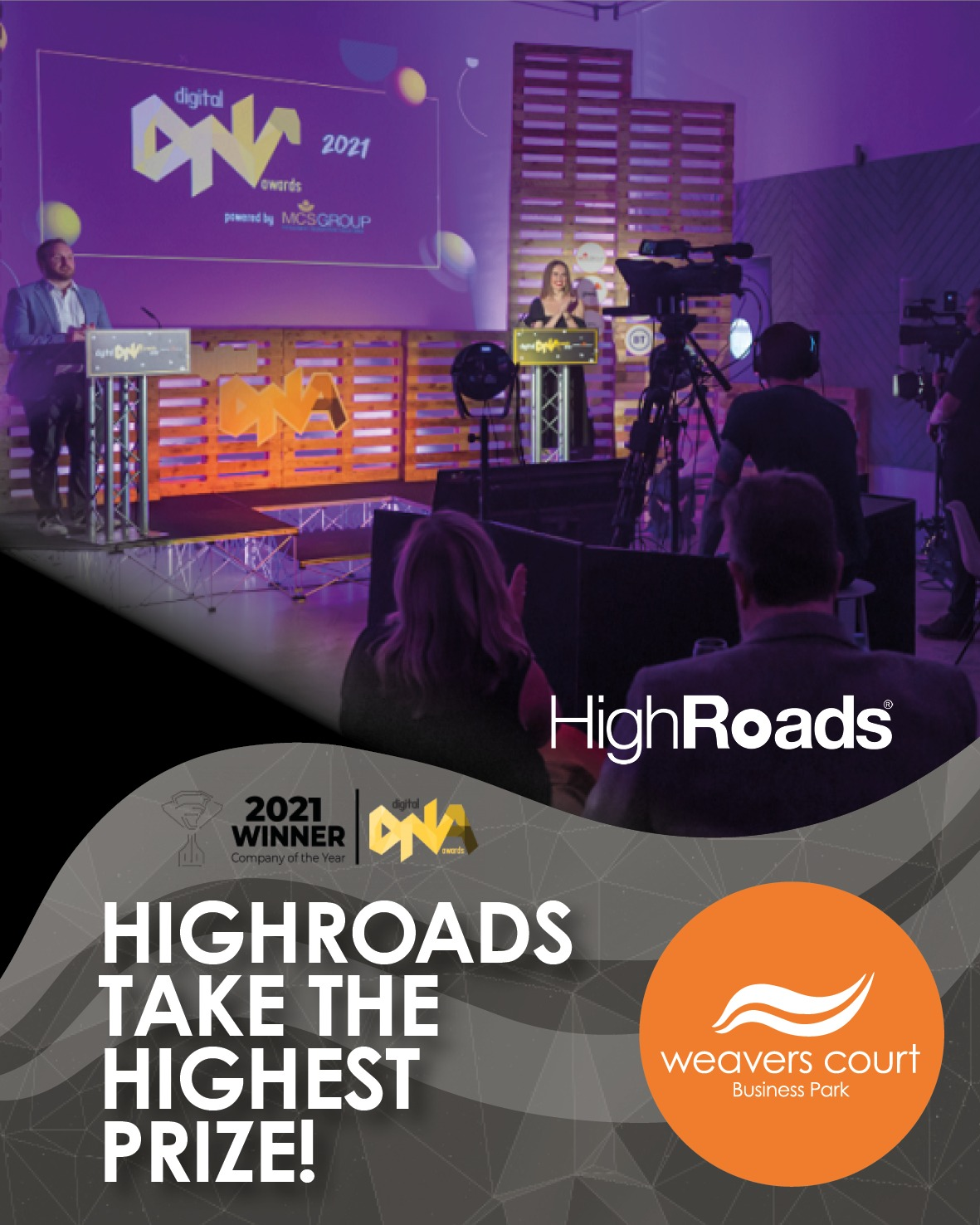 Highroads Take The Highest Prize